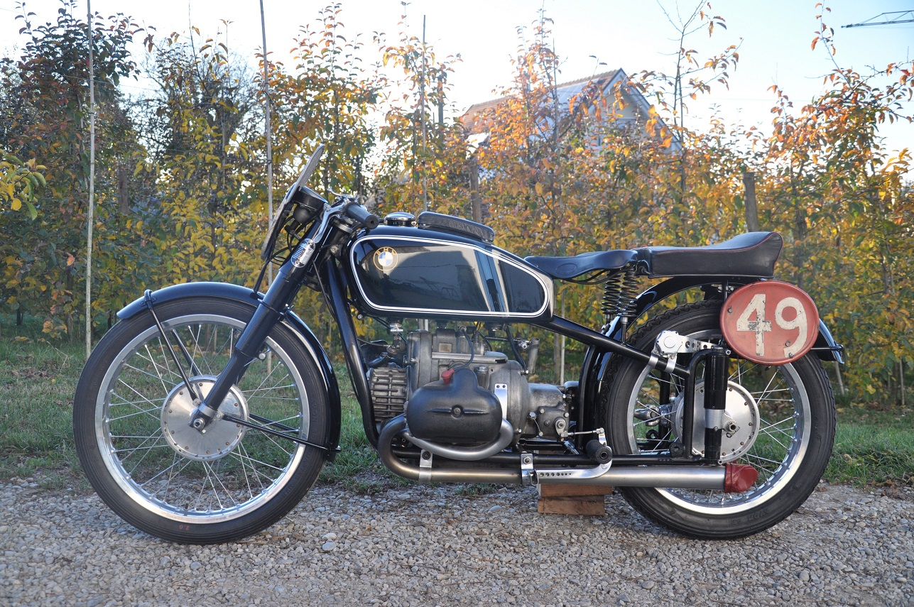 BMW Kompressorrennmaschine Modell 39 Hans Keckeisen